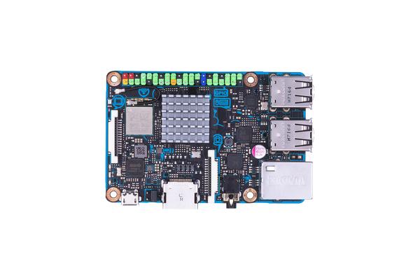 ASUS TINKER BOARD S Rockchip RK3288 ARM Mali-T760 MP4 GPU 16GB eMMC