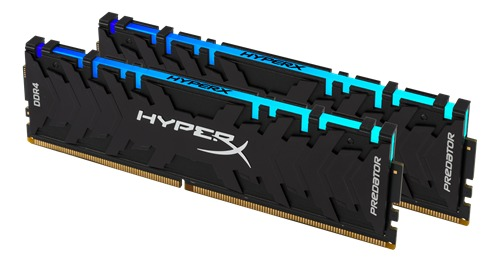 Bundle + Kingston 16GB HyperX Predator DDR4 + AMD Ryzen 5 2600 +