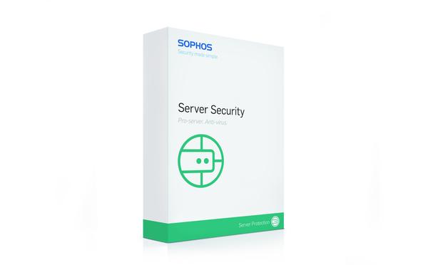 SOPHOS SERVER PROTECTION ENTERPRISE,25-49SERVERS,24 MONTHS