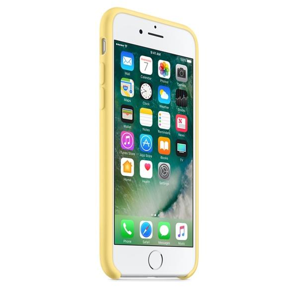 Apple iPhone 7 Plus Silikonskal – Pollen. Tillverkare  APPLE. ID   MQ5E2ZM A. image. image fb0d09b4db486
