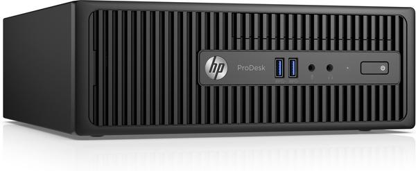 HP ProDesk 400 G4 | i5-6500 | 8GB | 256GB SSD | DVD-Writer