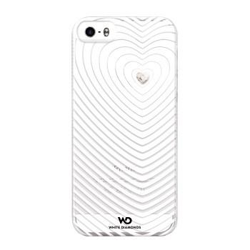White Diamonds Suojakuori Iphone 55sse White