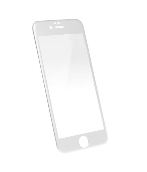 3d Diamond Glass Iphone 66s Silver