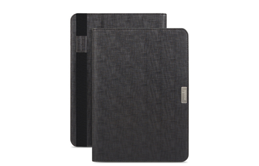 new concept 039eb 5fa37 Moshi - Concerti for iPad Air - Metro Black | Covers and Bags ...