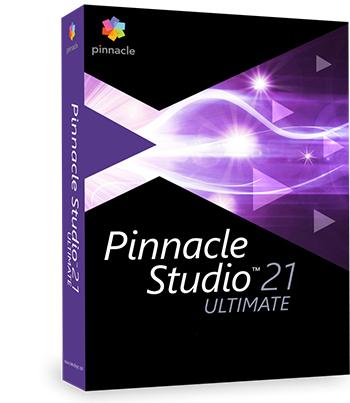 COREL Pinnacle Studio 21 Ultimate EU (ML) | Image & Video Edit