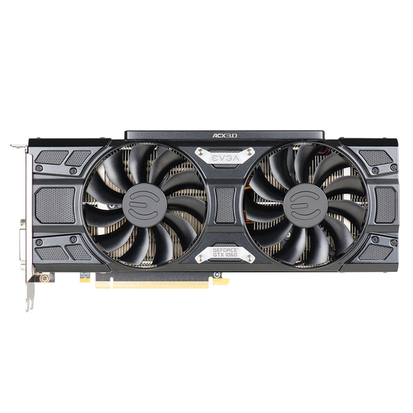 EVGA GeForce GTX 1060 3GB - Graphics card + Fortnite in-game
