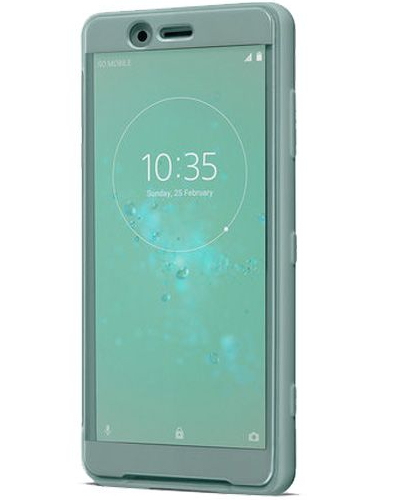 competitive price 354fc eec41 SONY STYLE COVER TOUCH (XPERIA XZ2 COMPACT GREEN)   Phone covers ...