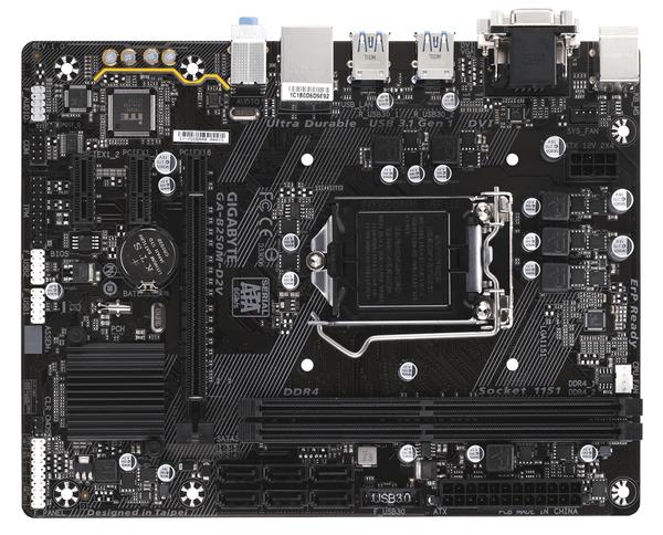 Gigabyte B250M-Gaming, ATX motherboard | Motherboards