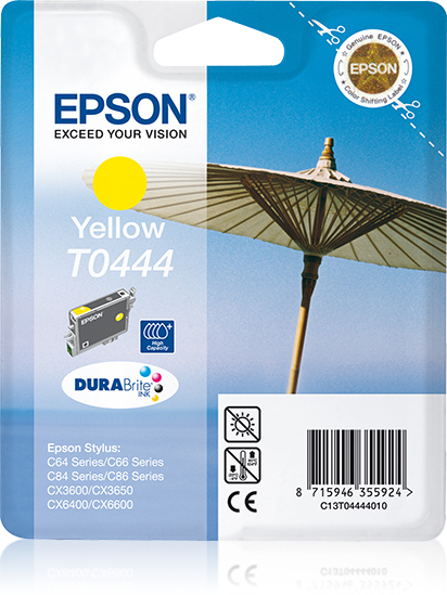 Ink Cart/Yellow high capacity Stylus | Ink | Printer Ink & Toner