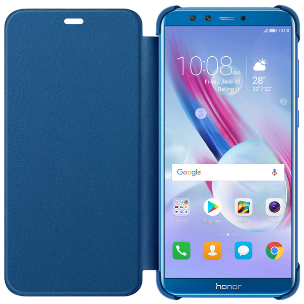 HONOR 9 LITE FLIP COVER BLUE | Phone covers | Cases and