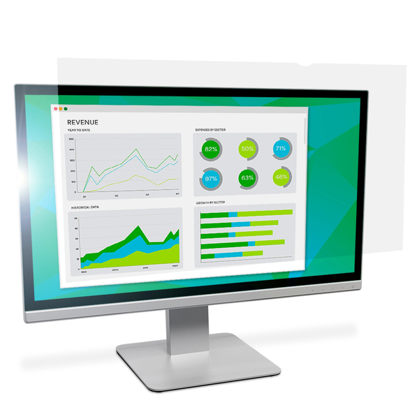 """NEW 3M Anti-Glare Filter for 21.5/"""" Widescreen Monitor AG215W9B 16:9"""