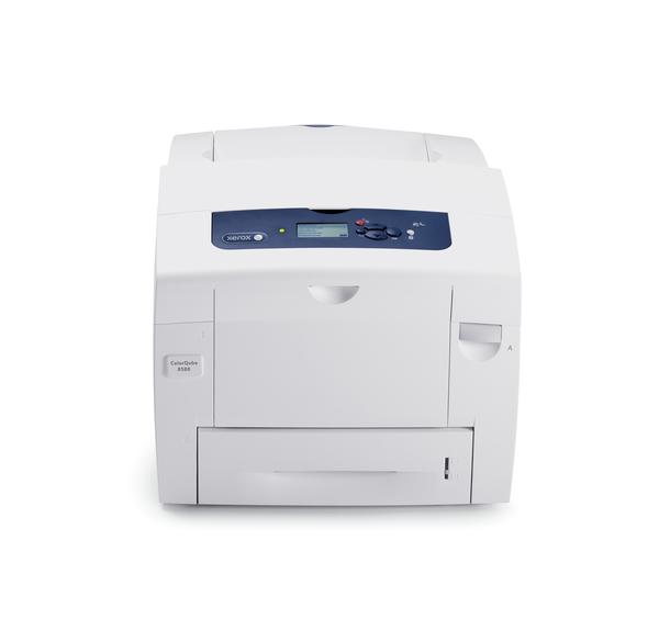 ColorQube 8580AN, A4, 51 PPM, Printer, Adobe PS3, PCL5c, 525