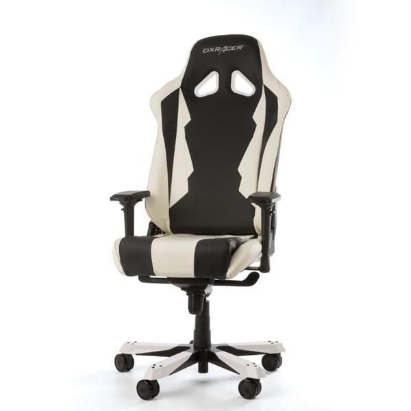 DXRacer Sentinel - Gaming chair - White Black | Gaming