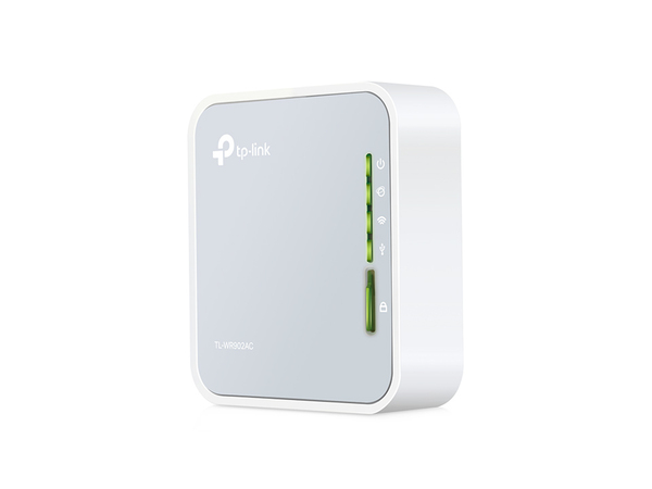 TP-LINK AC750 Dual Band Wireless Mini Pocket Router Qualcomm