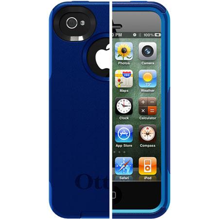 OtterBox iPhone 4   4S Commuter Series - NightBlue Ocean ... 68a7e564bb3b3