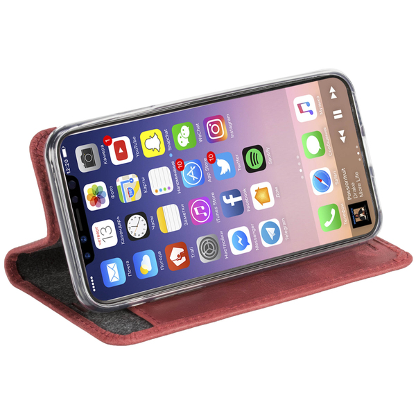 new arrive 913d2 32612 iPhone X, Sunne, 4 Card Wallet, Red | Phone covers | Cases and ...