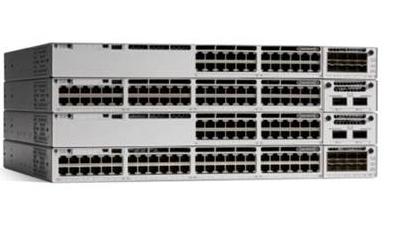 Cisco Catalyst 9300 - Network Essentials - kytkin - L3