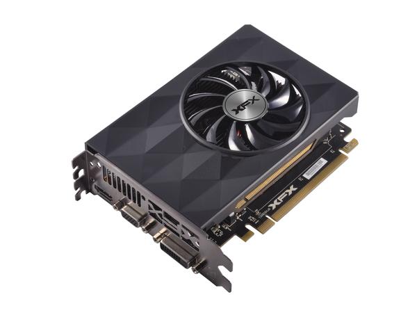 XFX AMD Radeon R7 250 4GB - Graphics card | Graphics Cards