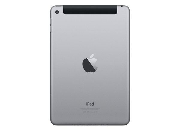 apple ipad mini 4 wi fi cellular 128gb space grey ipad mini 4 buy ipad multitronic apple. Black Bedroom Furniture Sets. Home Design Ideas