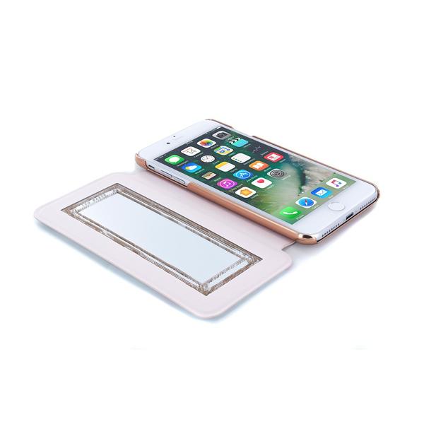 bdd1c99d3c9f0 Ted Baker iPhone 8 7 Plus Mirror Folio Case AMMAA Oriental Blossom ...